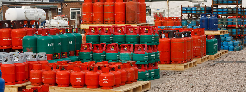 LPG Supplier  Butane and Propane delivered in Scunthorpe, Doncaster